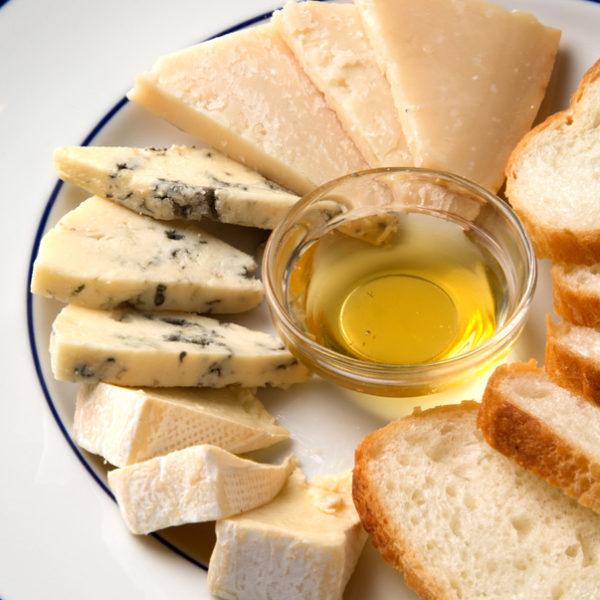 3種のチーズ 盛り合わせ